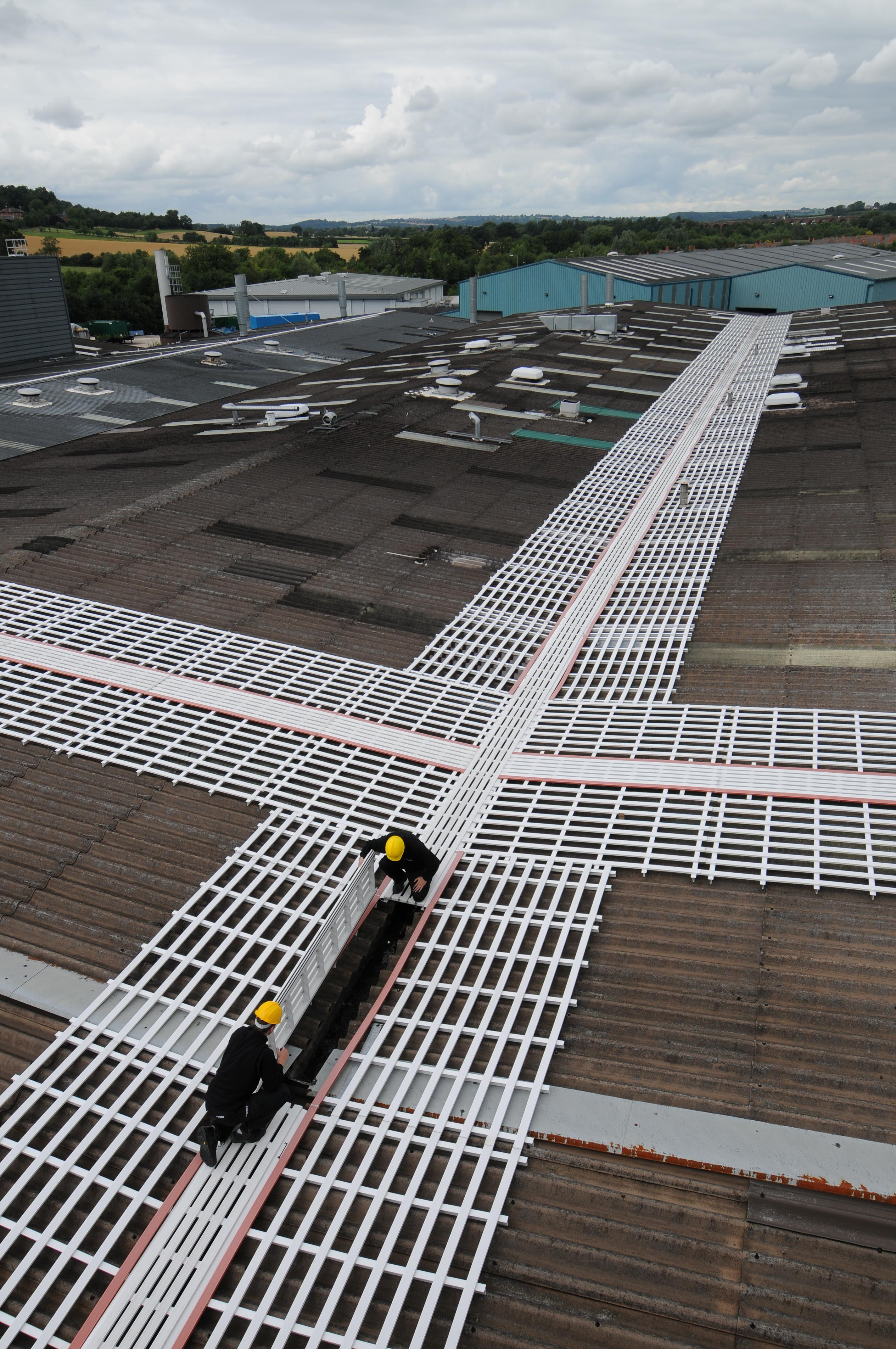 Stairs, Stepovers & Walkways   Mantech (Safety Systems) Ltd