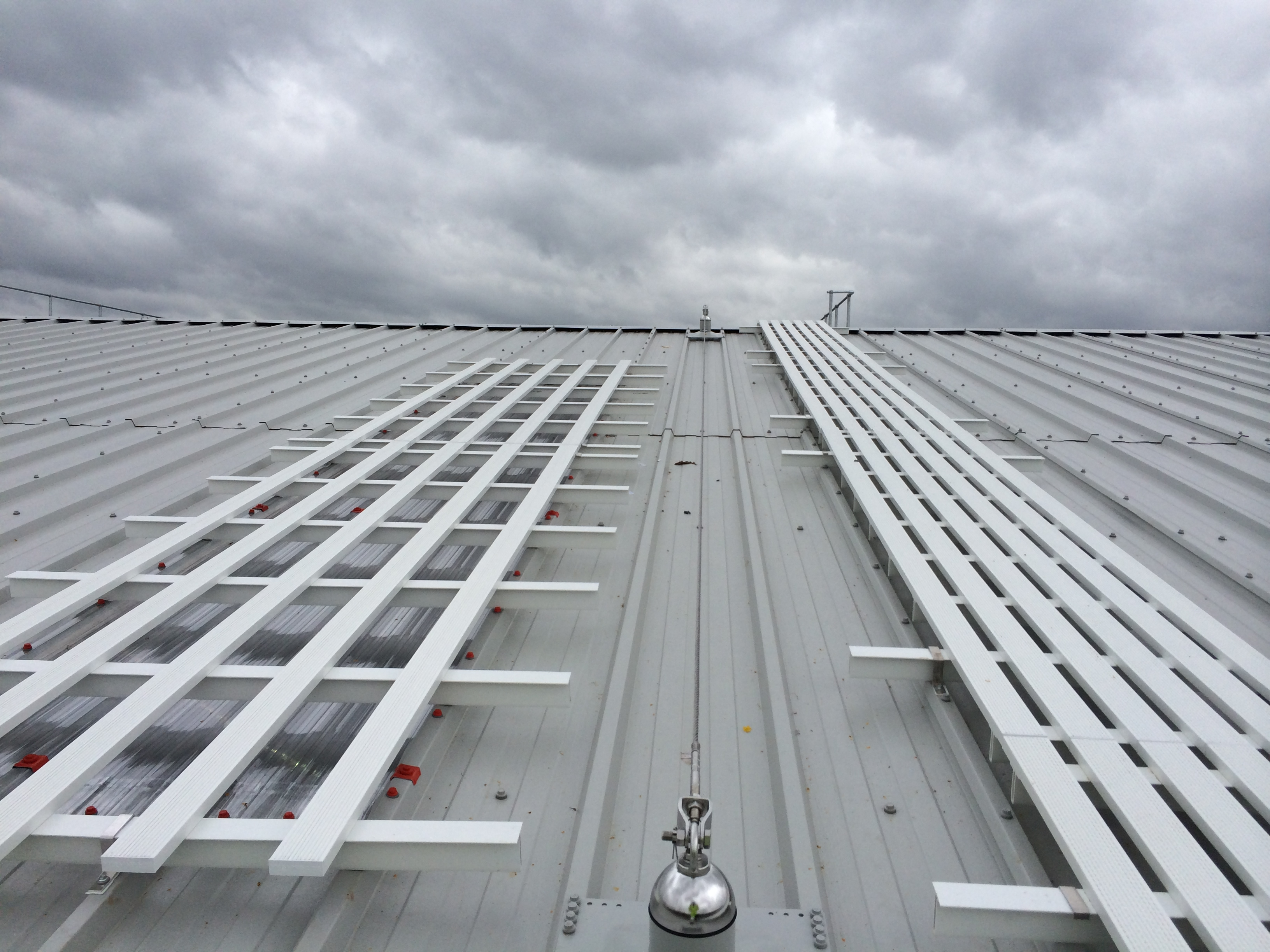 Walksafe Rooflight Covers Mantech Safety Systems Ltd
